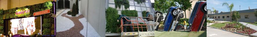 Clientes de mantenimientos jardineria