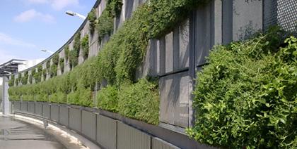Jardín vertical de Splau