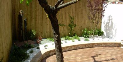 Remodelación de una terraza en Cervera