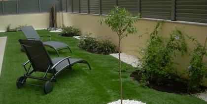 Jardín sostenible en Sant Cugat