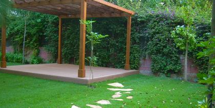 Un jardín en Sant Gervasi